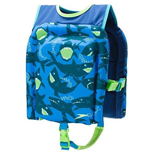 SPEEDO Water Flotation Device Life Vest Kids One Size 30-50lbs 51541332