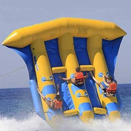Barcos de Pesca inflables de Peces voladores inflables para ...