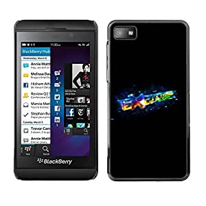 GagaDesign Phone Accessories: Hard Case Cover for Blackberry Z10 - Exchange