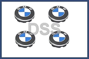 fit Hubcaps M 1 4pcs Wheel Center Caps Set of b mw Emblem Rim Center Hub Caps for All Models with Wheels