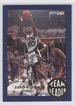 Amazon David Robinson Basketball Card 1992 93 Fleer