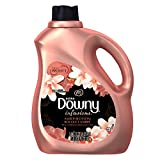 Downy Ultra Infusions Liquid Fabric Softener and Conditioner, Amber Blossom Scent, 103 Fl Oz