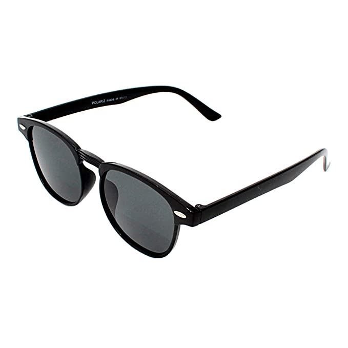 dcc90eef35 BLACK MAMUT Lentes de sol ojo de gato cat eye Unisex Cristal Polarizado  Color Verde (