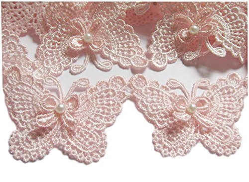 Pink Butterfly Lace (YYCRAFT Butterfly 3