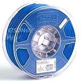 eSUN 3mm Blue ABS 3D Printer filament 1kg Spool (2.2lbs), Blue Esun Supplies