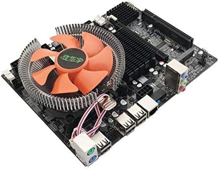 JohnJohnsen X58 Desktop PC Motherboard, Tarjeta Madre LGA ...