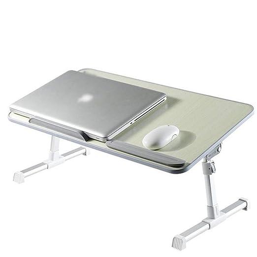 Escritorio portátil con soporte portátil Soporte de mesa plegable ...
