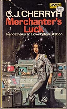 Merchanter's Luck by C.J. Cherryh science fiction and fantasy book and audiobook reviews