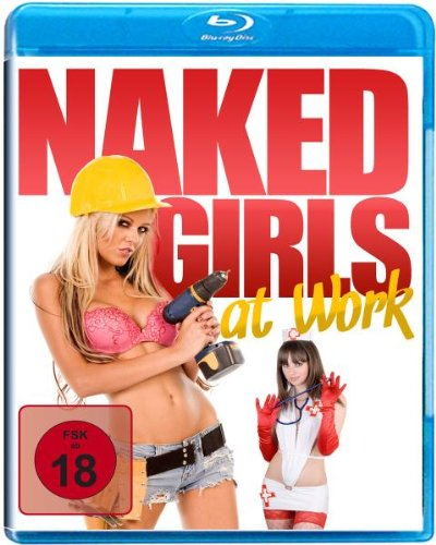 Amazon Com Naked Girls At Work Blu Ray Various Artists Movies Tv