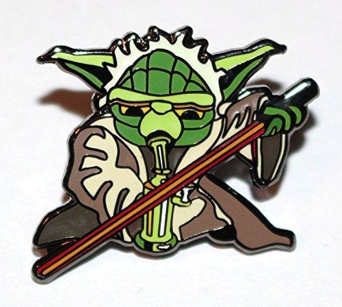 Star Wars Yoda Dabbing Hat Pin