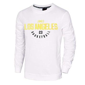 KSITH Camiseta De Manga Larga Jersey para Hombre James # 23 ...