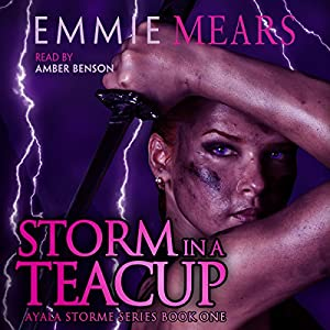 Storm in a Teacup Hörbuch