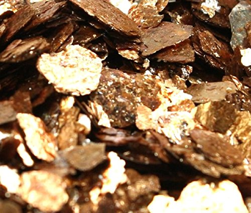 (Meyer Imports Natural Mica Flakes - Copper - 1/4 oz - #311-4326 )