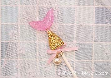 Glittering Mermaid Shells Ocean Ice Party Theme Birthday Cream Happy Kids Cupcake Decorations Topper Beauty Cake Supplies