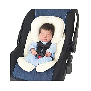 Amazon.com: Baby Body Support Stroller Seat Head and Neck Cushion ...