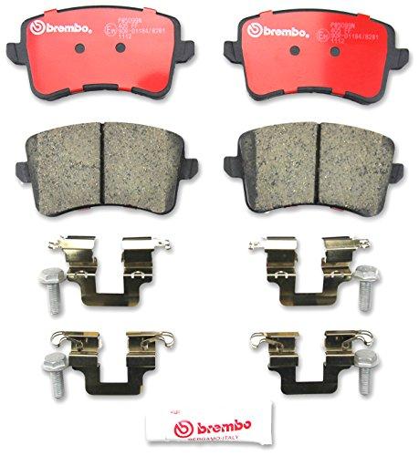 Brembo P85099N Rear Disc Brake Pad ()