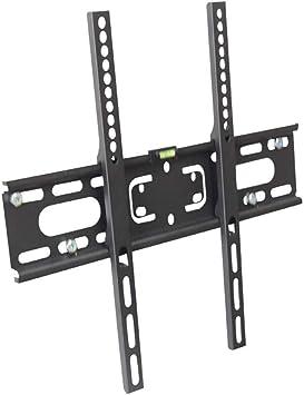 Soporte de Pared LED Universal para televisor LCD Soporte de TV Universal para Panel Plano de una Pieza Adecuado para 17 : Amazon.es: Electrónica