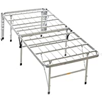 Beautyrest Bedder Base, Twin, Silver