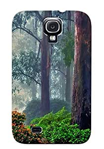 DDyxOAp2875WGBhJ Snap On Case Cover Skin For Galaxy S4(picturesque Forest )/ Appearance Nice Gift For Christmas
