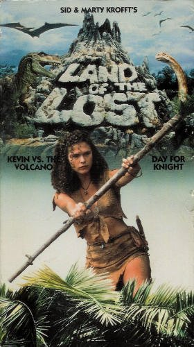 Land of the Lost (1991) - Kevin Vs. Volcano/Day for Knight [VHS] (Land Of The Lost Tv Show 1991)