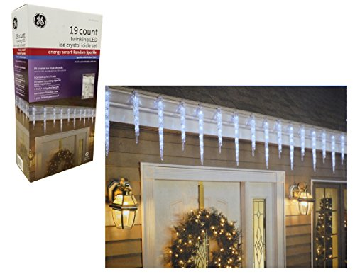 Ge Led Icicle Lights 19 Count in US - 4