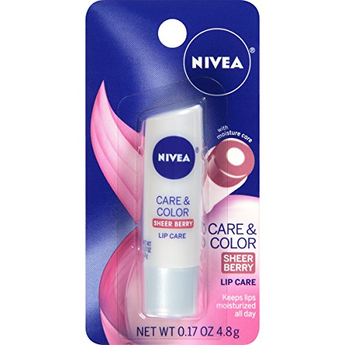 Nivea Color Lip Balm