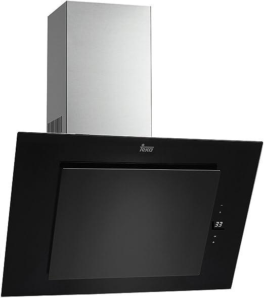 Teka DVT 785 De pared Negro 786m³/h A - Campana (786 m³/h, Canalizado/Recirculación, A, A, C, 52 dB): 292.82: Amazon.es: Grandes electrodomésticos