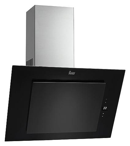 Teka DVT 785 De pared Negro 786m³/h A - Campana (786 m³/h, Canalizado/Recirculación, A, A, C, 52 dB)