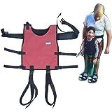 GaoFan Transfer Belt Fixed Vest with Leg Loops - Medical Nursing Safety Gait Assist Device Hemiplegia Rehabilitation Training