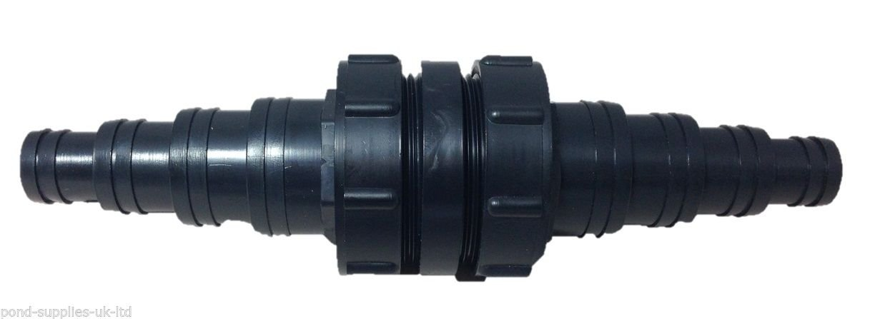 Aquacadabra Hosetail Pond Pipe Joiner/Connector 20mm 25mm 32mm 38mm