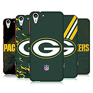 Official NFL Green Bay Packers Logo Hard Back Case for HTC Desire Eye