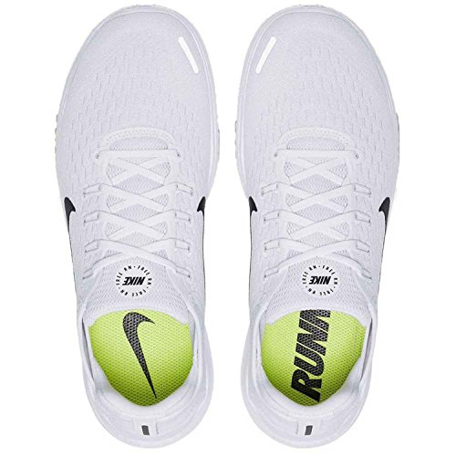 Blanc Running Homme Chaussures Black Nike De 100 2018 White Free Rn dCBoxre