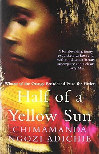 Half Of A Yellow Sun By Chimamanda Ngozi