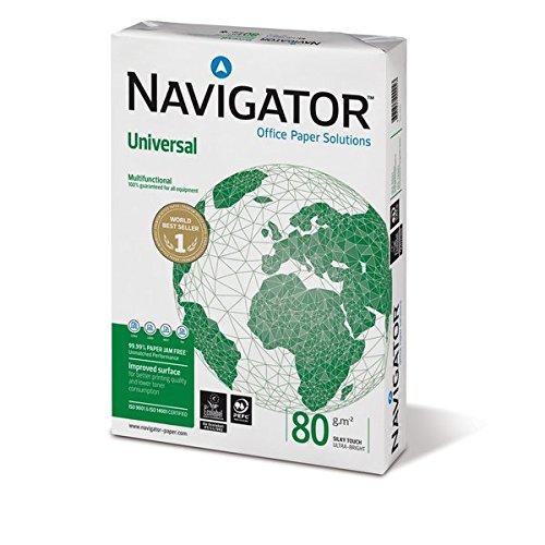 230 opinioni per Navigator 0198UN Carta Universale, Paco da 5