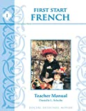 img - for First Start French I, Teacher Edition (English and French Edition) book / textbook / text book