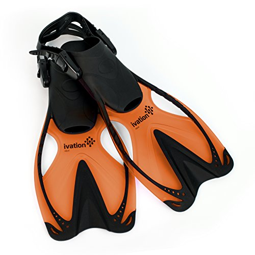 Kids Swim Fins Adjustable Watersports