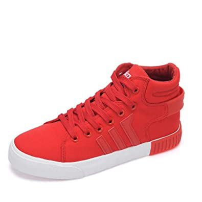 A Popular Women s Shoes Casual Shoes Sneakers high Canvas Shoes  be1c3d15b6