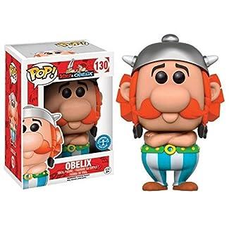 Funko - Figurine Asterix Et Obelix - Obelix Pop 10cm - 0849803055493