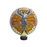 Echo Valley 8233 10'' Butterfly Jeweled Mosaic Gazing Globe