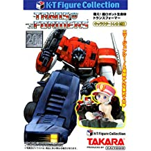 """Takara K T Figure Collection """"Fight! Ultra-robot life body transformers"""" on all five kinds Complete Set (japan import)"""