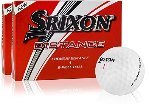 Srixon Distance Golf Balls- Double Dozen