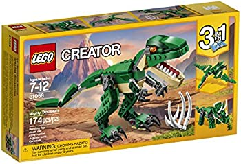 Lego Creator Mighty Dinosaurs Toy Set