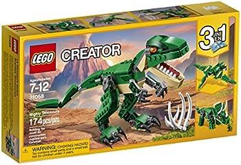 174-Pieces LEGO Creator 31058 Build It Yourself Dinosaur Toy Set