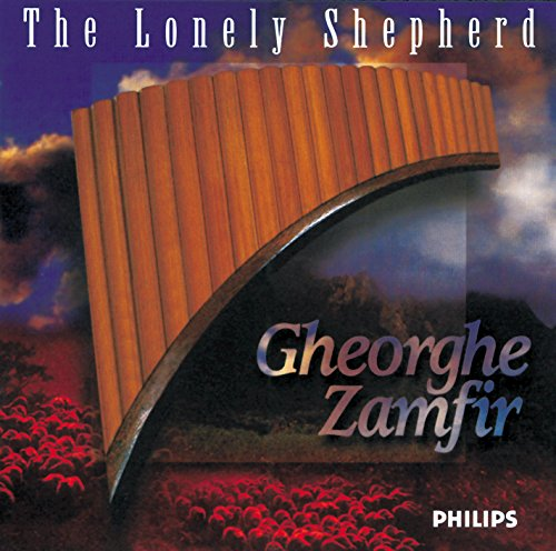 Cover of The Lonely Shepherd