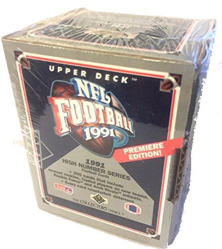 Upper Deck Nfl Box - 2