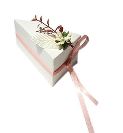 Amazon Autulet Clear Favor Boxes Personalized Wedding Favors