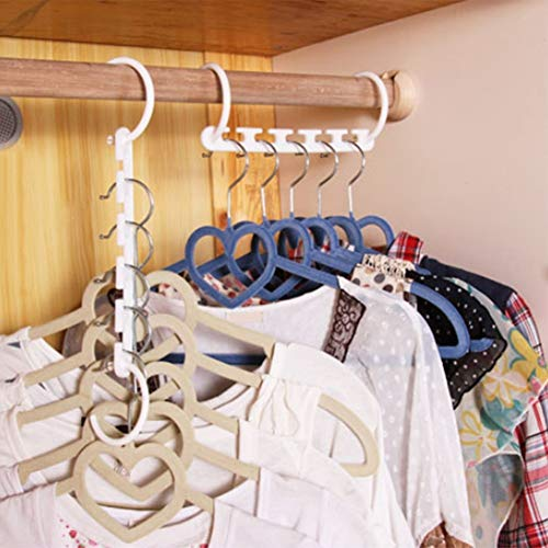 Clothes Hanger - 8pcs Lot Clothes Hanger Rack Wardrobes Shop