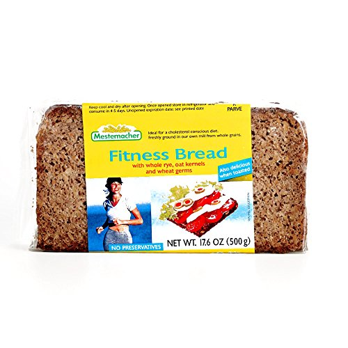 Mestemacher Fitness Bread 17.6 oz each (1 Item Per Order)