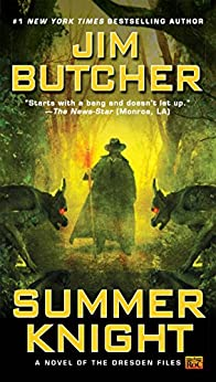 Summer Knight (The Dresden Files, Book 4) by [Butcher, Jim]