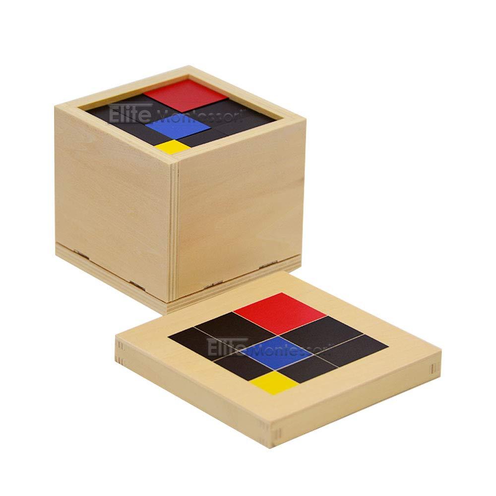 Elite Montessori Trinomial Cube